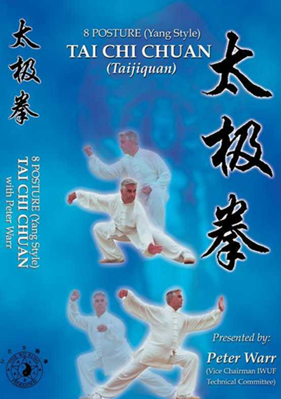 16-Step Simplified Yang Style Taijiquan