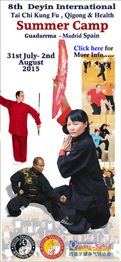 Tai Chi Qigong China Autumn Tour 2015