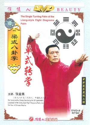 Bagua Single Turning Palm (Liang-Style)