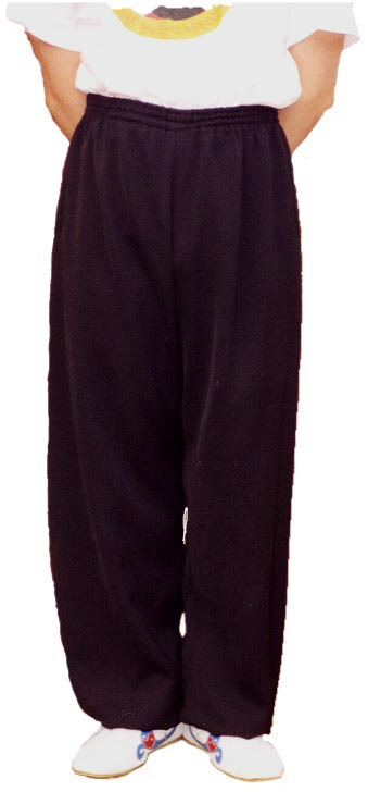 Crepe Training Trousers