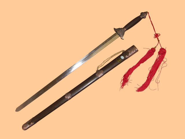 Longquan Dragon STRAIGHT sword