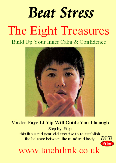 Beat Stress With Eight Treasures