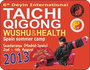 Spain Summer Tai Chi Qigong Camp