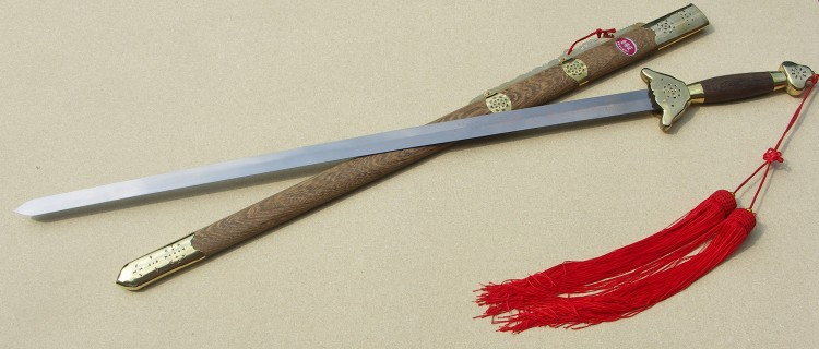 Longquan STRAIGHT Sword